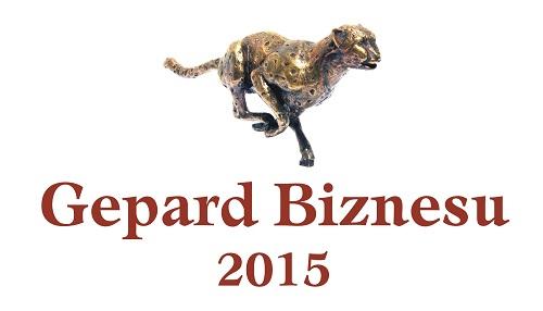 Logo promocyjne Gepard Biznesu 2015_małe